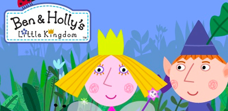 [ Ben & Holly's Little Kingdom Website ]