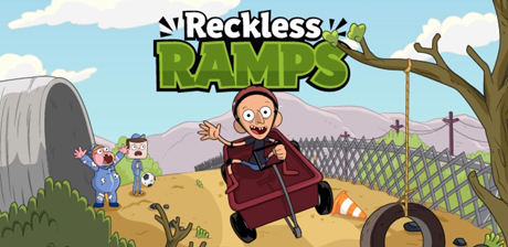 [ Clarence: Reckless Ramps ]