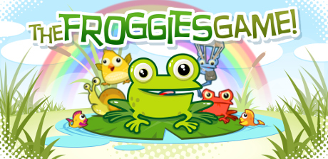 [ The Froggies Game ]