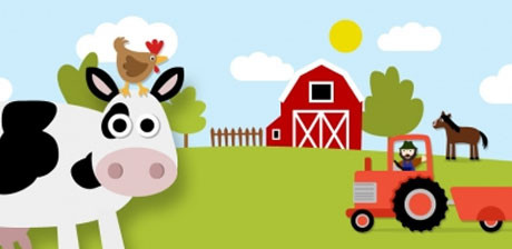 [ Make a Scene: Farmyard ]
