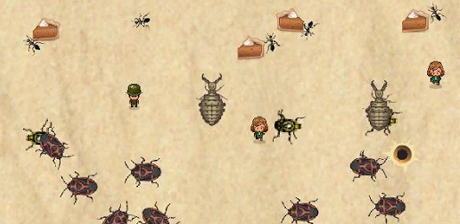 [ One Tap Insect Invasion! ]