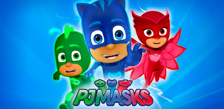 [ PJ Masks Website ]