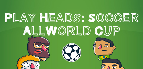 [ Play Heads Soccer AllWorld Cup ]