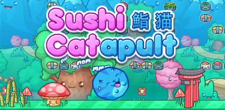 [ Sushi Cat-a-pult ]