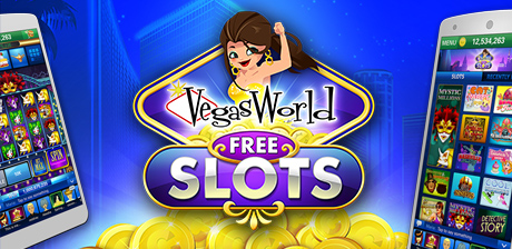 Vegas World Free Slot Games