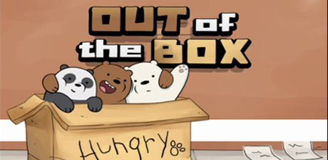 [ We Bare Bears: Out of the Box ]